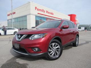 Used 2014 Nissan Rogue SL | SUNROOF | REVERSE CAMERA | for sale in Brampton, ON