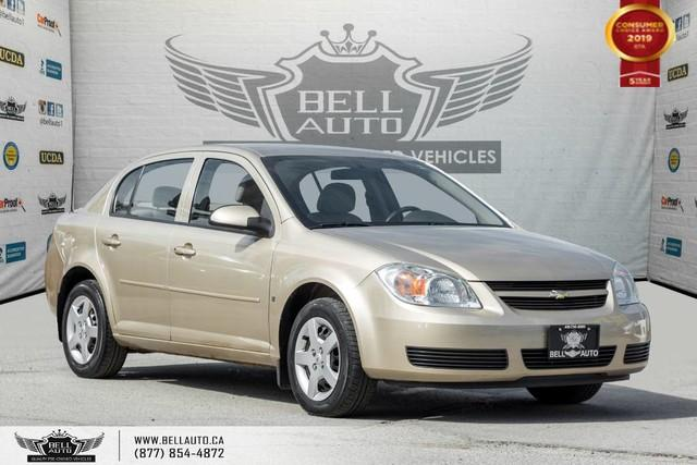 2007 Chevrolet Cobalt LT w/1SA, NO ACCIDENT, CRUISE CNTRL, PWR MIRRORS & WINDOWS