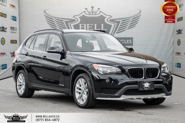 2015 BMW X1 xDrive28i, AWD, NO ACCIDENT, PANO ROOF, SENSORS