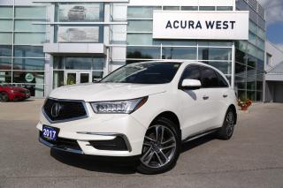 Used 2017 Acura MDX Navigation Package for sale in London, ON