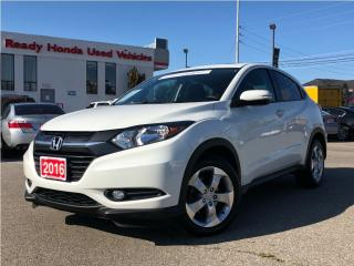 Used 2016 Honda HR-V EX AWD - Lane Watch - Sunroof - Heated Seats for sale in Mississauga, ON