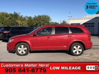 Used 2012 Dodge Journey SXT & Crew  V6 7-PASSENGER PWR-GRP PWR-SEAT for sale in St. Catharines, ON