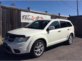Used 2012 Dodge Journey R/T for sale in Stittsville, ON