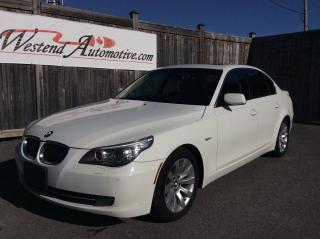 Used 2008 BMW 5 Series 528i for sale in Stittsville, ON
