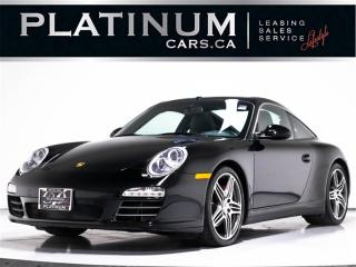 Used 2009 Porsche 911 Targa 4S, 6 SPEED, SPORTS CHRONO, BOSE, PANO, PSM for sale in Toronto, ON