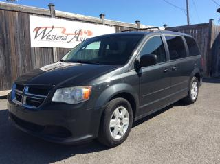 Used 2012 Dodge Grand Caravan SXT for sale in Stittsville, ON