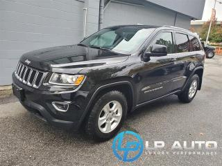 Used 2014 Jeep Grand Cherokee Laredo for sale in Richmond, BC