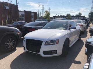 Used 2012 Audi S5 4.2 quattro Premium, SUNROOF, HEATED SEATS, BTG for sale in Toronto, ON