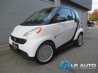 Used 2013 Smart fortwo Pure for sale in Richmond, BC