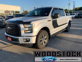 Used 2016 Ford F-150 F150 for sale in Woodstock, ON
