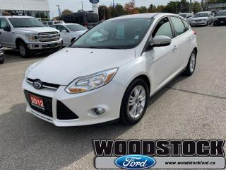 Used 2012 Ford Focus SEL for sale in Woodstock, ON