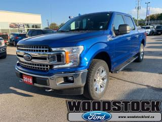 Used 2018 Ford F-150 XLT  - Low Mileage for sale in Woodstock, ON