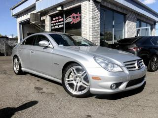 Used 2008 Mercedes-Benz CLS 63 AMG Berline 4 portes 6.2L AMG for sale in Longueuil, QC