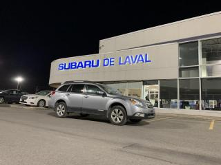 Used 2012 Subaru Outback Commodité 2.5i for sale in Laval, QC