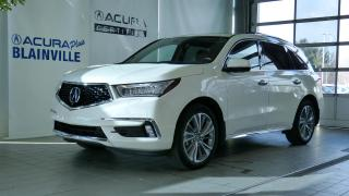 Used 2017 Acura MDX ÉLITE ** SH-AWD ** for sale in Blainville, QC