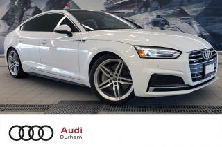 Used 2018 Audi A5 2.0T Progressiv + S-Line | 360 Cam | CarPlay for sale in Whitby, ON