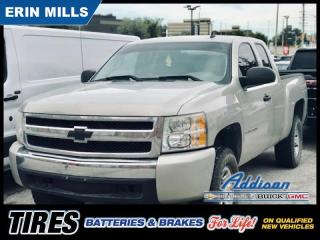 Used 2007 Chevrolet Silverado 1500 Clsc Base Ext Cab AS -IS Special!!!! for sale in Mississauga, ON