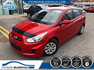 Used 2015 Hyundai Accent Voiture à hayon, 5 portes, boîte automat for sale in Blainville, QC