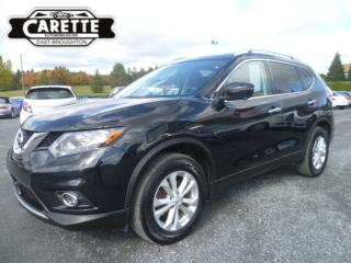 Used 2016 Nissan Rogue Sv tech gps  toit ouvrant for sale in East broughton, QC