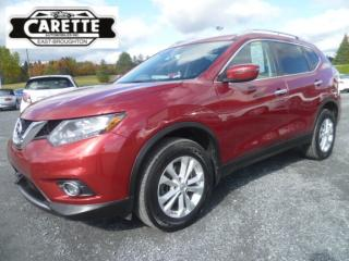 Used 2016 Nissan Rogue SV AWD for sale in East broughton, QC