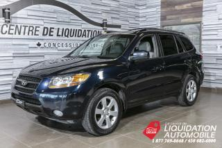 Used 2007 Hyundai Santa Fe CUIR+TOIT+MAGS for sale in Laval, QC