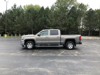 Used 2017 GMC Sierra 1500 SLE Crew CAB 4X4 for sale in Cayuga, ON