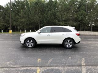 Used 2016 Acura MDX SH AWD for sale in Cayuga, ON