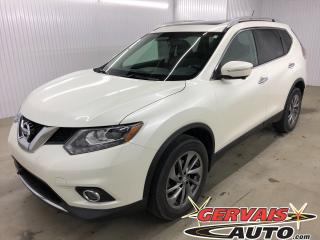 Used 2015 Nissan Rogue SL AWD GPS MAGS CUIR TOIT PANORAMIQUE CAMÉRA DE RECUL for sale in Shawinigan, QC