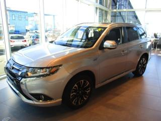 Used 2018 Mitsubishi Outlander GT PHEV PLUG IN HYBRID LEATHER ROOF 2500 REBATE for sale in Halifax, NS
