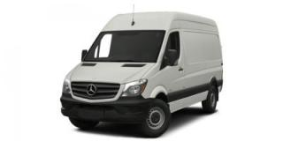 Used 2016 Mercedes-Benz Sprinter Cargo RWD 2500 V6 144