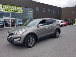 Used 2015 Hyundai Santa Fe Sport AWD 2.0T Premium, MAGS, BLUETOOTH, TISSUS, A/C for sale in Chambly, QC