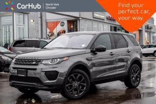 Used 2019 Land Rover Discovery Sport HSE Driver Assist SiriusXM Panoramic Sunroof Navigation for sale in Thornhill, ON