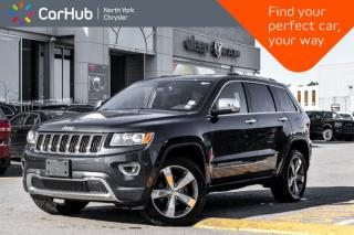 Used 2016 Jeep Grand Cherokee Limited|Sunroof|Backup_Cam|Heated_Seats|Keyless_GO for sale in Thornhill, ON