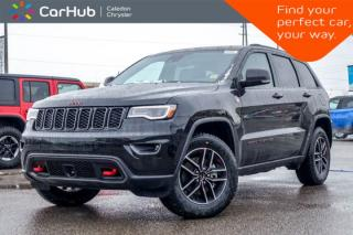 New 2020 Jeep Grand Cherokee New Car Trailhawk|4x4|Navi|Pano Sunroof|Bluetooth|Backup Cam|R-Start|Protch Group for sale in Bolton, ON