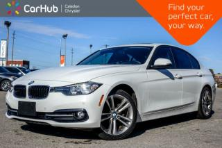 Used 2016 BMW 3 Series 320i xDrive|Navi|Sunroof|Backup Cam|Bluetooth|Heated Front Seats|Poush Start|17