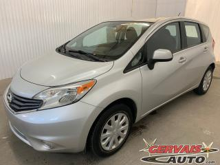 Used 2014 Nissan Versa Note SV Automatique Bluetooth A/C for sale in Shawinigan, QC