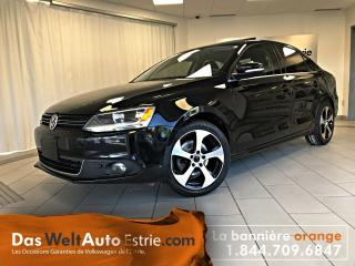 Used 2014 Volkswagen Jetta 2.0 TDI Highline, Cuir, Toit, for sale in Sherbrooke, QC