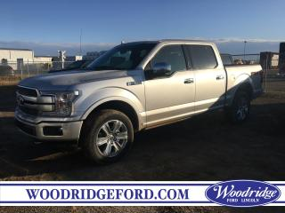 Used 2019 Ford F-150 PLATINUM for sale in Calgary, AB