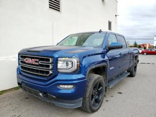 Used 2017 GMC Sierra 1500 SLE CREW 4X4 SIÈGES CHAUFF *GR. REMORQUAGE* for sale in St-Jérôme, QC