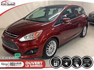 Used 2015 Ford C-MAX SEL* BRANCHABLE* GPS* CAMERA* SIEGES CHAUFFANTS* for sale in Québec, QC