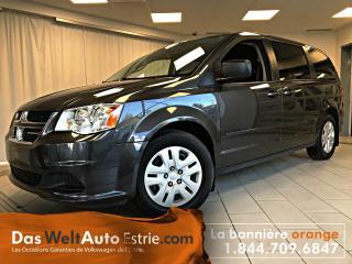 Used 2015 Dodge Grand Caravan SE/SXT, Gr. Électrique, A/C, Automatique for sale in Sherbrooke, QC