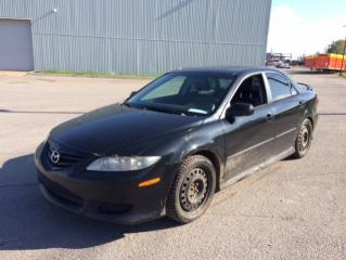 Used 2004 Mazda MAZDA6 Berline 4 portes GS V6 boîte manuelle for sale in Quebec, QC