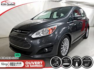 Used 2016 Ford C-MAX SEL* BRANCHABLE* GPS* SIEGES CHAUFFANTS* for sale in Québec, QC