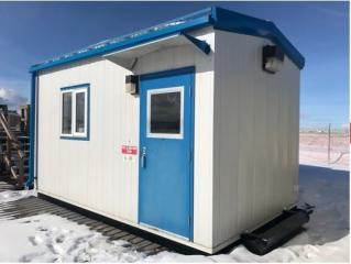 Used 2012 20 FT Mobile Office for sale in Red Deer, AB