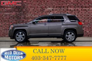 Used 2012 GMC Terrain AWD SLT-2 Leather Roof Nav DVD for sale in Red Deer, AB