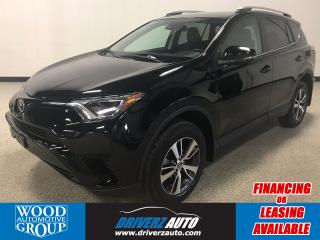 Used 2018 Toyota RAV4 LE HEATED SEATS, BACK UP CAM .. for sale in Calgary, AB