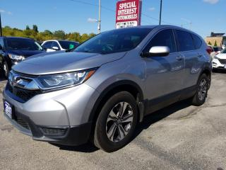 Used 2017 Honda CR-V LX BLUE TOOTH !! REAR CAMERA !!  HEATED SEATS !!  HEATED SEATS !! AWD !! for sale in Cambridge, ON