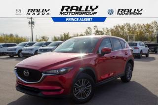 Used 2017 Mazda CX-5 GS for sale in Prince Albert, SK