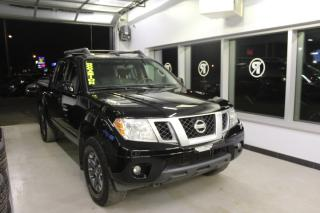 Used 2015 Nissan Frontier PRO-4X CREW CAB 4X4 TOIT CAMÉRA MAIN LIB for sale in Lévis, QC