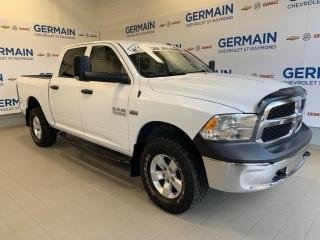 Used 2015 RAM 1500 SXT- BAS KM- BLUETOOTH- MOTEUR V8 5.7L- for sale in St-Raymond, QC